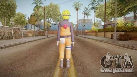NUNS4 - Naruto Sennin v1 for GTA San Andreas