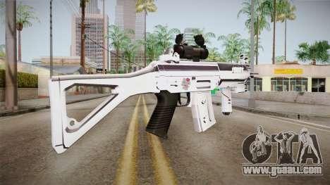 M4 No.1 for GTA San Andreas second screenshot