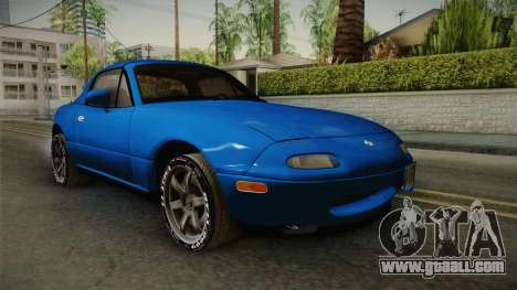 Mazda MX-5 1994 for GTA San Andreas