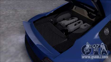 Audi R8 5.2 V10 Plus LB Walk V2.0 for GTA San Andreas