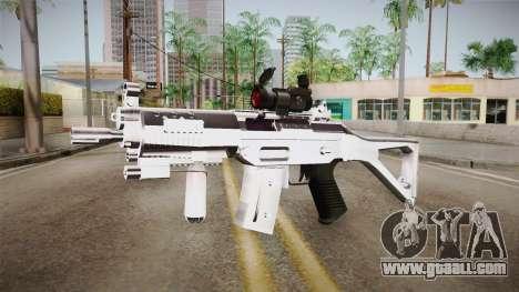 M4 No.1 for GTA San Andreas