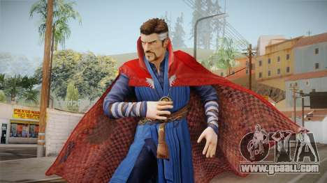 Marvel Heroes - Doctor Strange UCM for GTA San Andreas