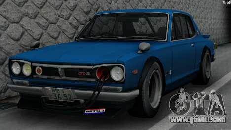 Nissan Skyline 3100 GT-Kai for GTA San Andreas