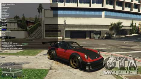 GTA 5 Simple Trainer 4.5