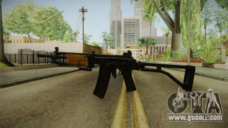 IMI Galil v2 for GTA San Andreas second screenshot