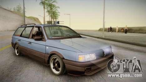 Volkswagen Passat B3 2.0 for GTA San Andreas
