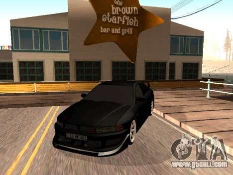 Mitsubishi Galant VR-4 Armenian for GTA San Andreas