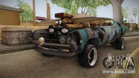 Ford Gran Torino Mad Max for GTA San Andreas