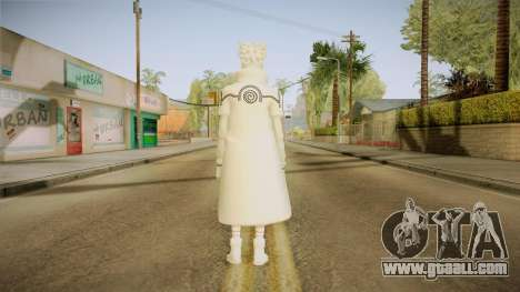 Minato Edo Tensei Kyuubi Chakra Mode for GTA San Andreas third screenshot