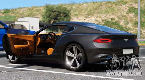 GTA 5 Bentley EXP 10 Speed 6 rear right side view