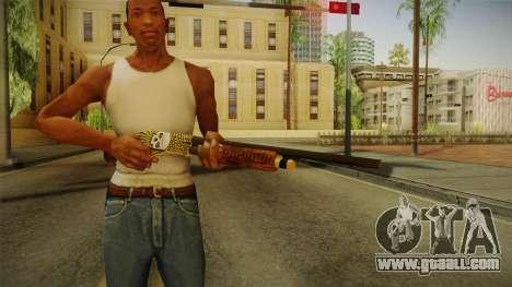 Vindi Halloween Weapon 2 for GTA San Andreas