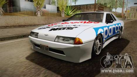 Elegy Paintjob for GTA San Andreas