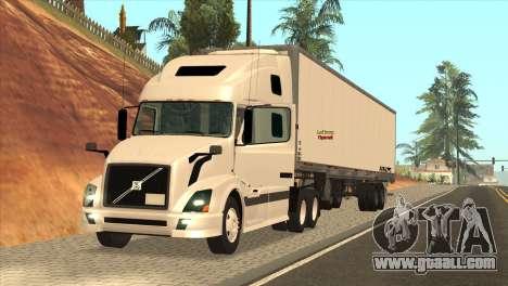 VOLVO VNL 780 for GTA San Andreas