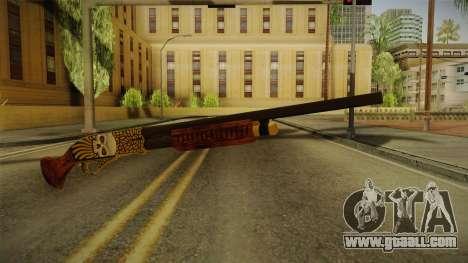 Vindi Halloween Weapon 2 for GTA San Andreas second screenshot