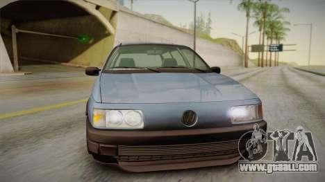 Volkswagen Passat B3 2.0 for GTA San Andreas right view