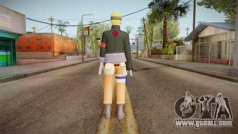 NUNS4 - Naruto The Last for GTA San Andreas third screenshot