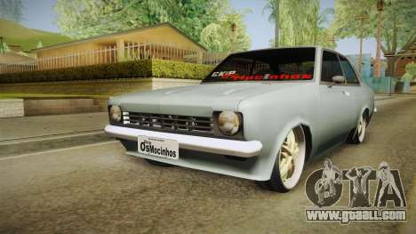 Chevrolet Chevette 1976 for GTA San Andreas