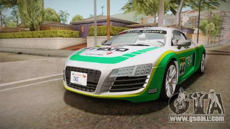 Audi Le Mans Quattro 2005 v1.0.0 Dirt for GTA San Andreas