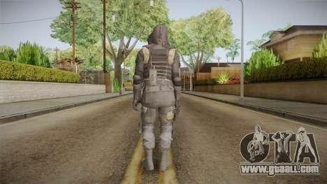 CoD 4: MW Remastered SAS v3 for GTA San Andreas