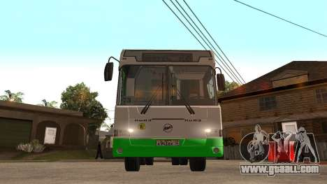 LiAZ-5256.40 for GTA San Andreas