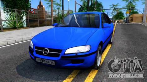 Opel Omega B 1998 for GTA San Andreas