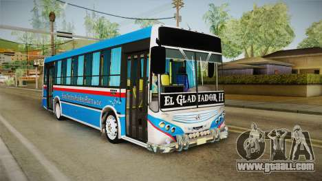 Metalpar Tronador 2 EL GLADIADOR for GTA San Andreas