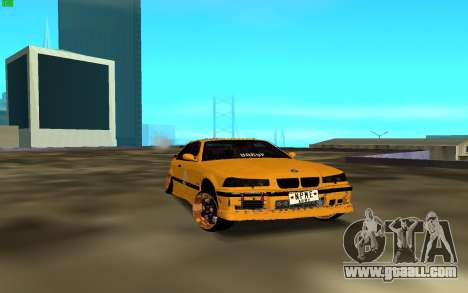 BMW 3 Series E36 for GTA San Andreas