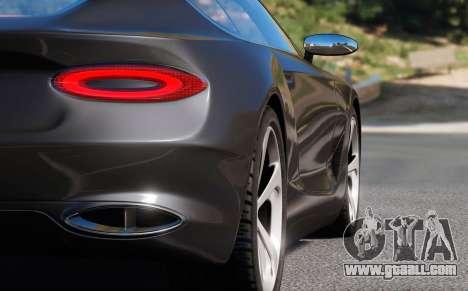 GTA 5 Bentley EXP 10 Speed 6 back view