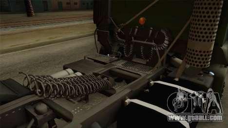 Iveco Trakker Hi-Land 6x4 Cab High v3.0 for GTA San Andreas side view