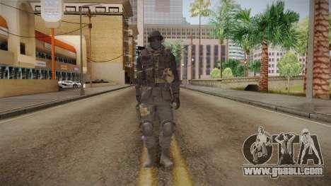CoD 4: MW Remastered SAS v1 for GTA San Andreas second screenshot