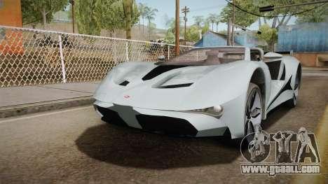 GTA 5 Vapid FMJ Roadster for GTA San Andreas