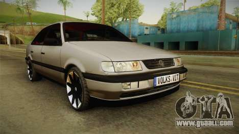 Volkswagen Passat B4 2.0 for GTA San Andreas