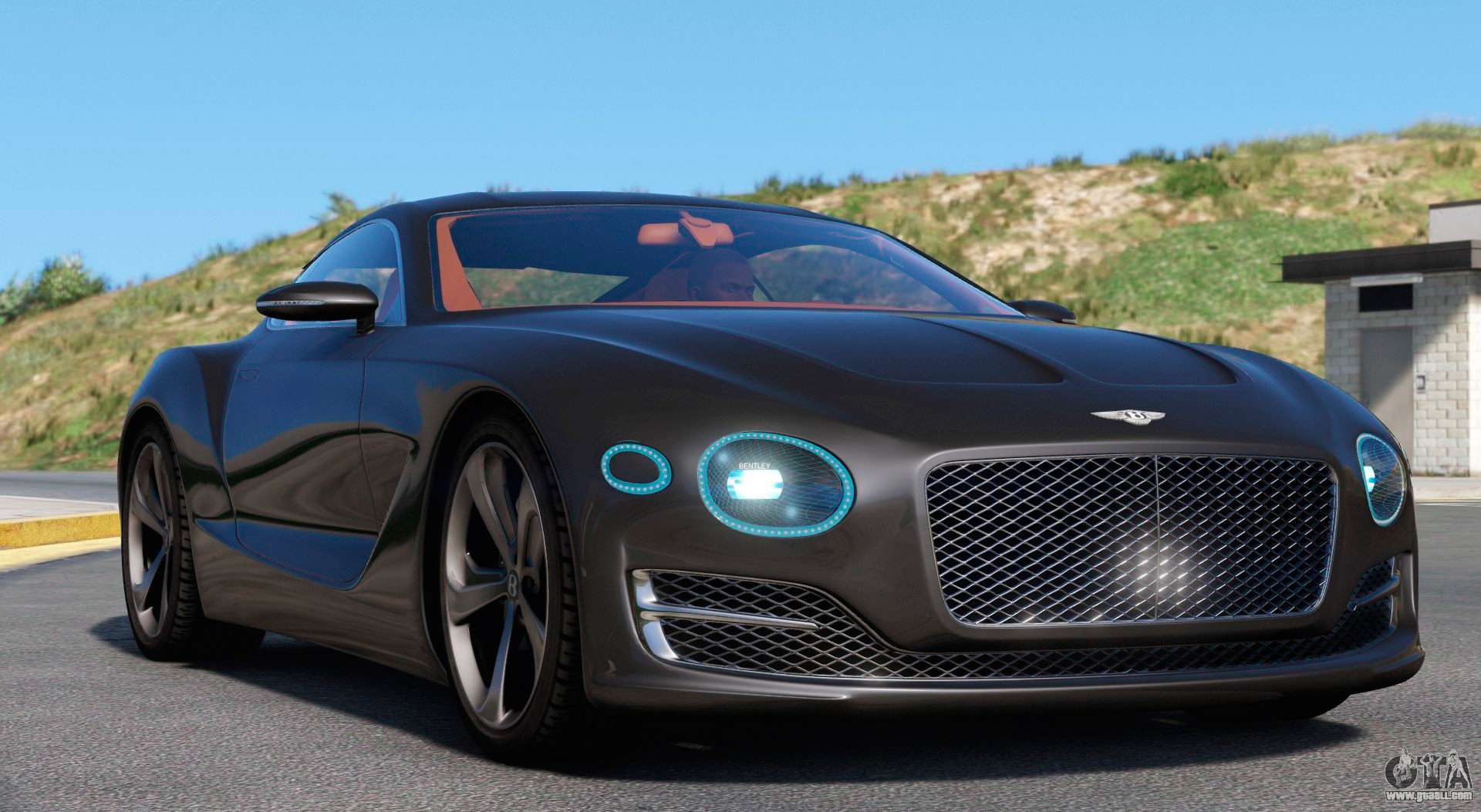 Bentley Exp 10 >> Bentley Exp 10 Speed 6 For Gta 5
