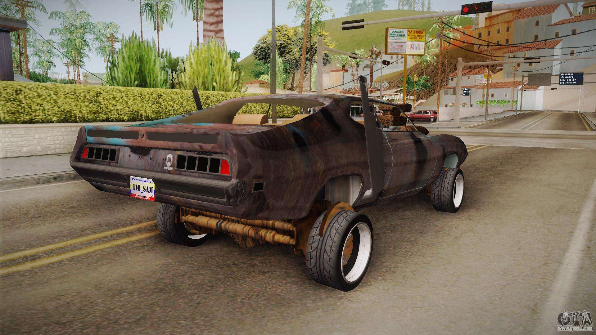 Gallery Last Of The V8 Interceptors further T89 Du Nouveau Chez No Mad Evasion likewise 54Crestline01 together with Postapoc besides 8336688419. on ford mad max car