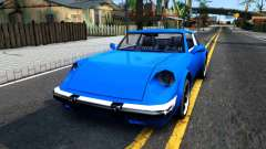 Comet Restyle for GTA San Andreas