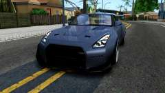Nissan GT-R35 Rocket Bunny for GTA San Andreas
