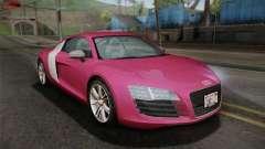 Audi Le Mans Quattro 2005 v1.0.0 PJ for GTA San Andreas
