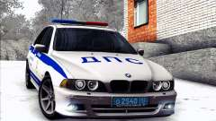 BMW E39 540i Russian Police for GTA San Andreas