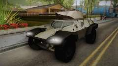 Panhard CRAB for GTA San Andreas
