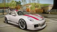 Porsche 911 R (991) 2017 v1.0 Red