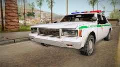 Brute Stainer 1993 Park Ranger