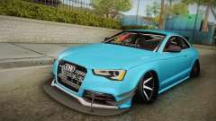Audi RS5 Stance for GTA San Andreas