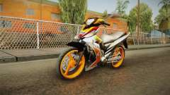 Honda RS150 Repsol Version for GTA San Andreas