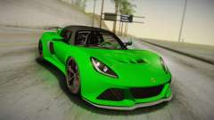 Lotus Exige Sport 350 Roadster Type 117 2014 for GTA San Andreas