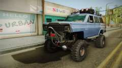 Jeep Wagoneer Off Road for GTA San Andreas