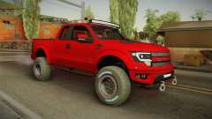 Ford F-150 Raptor 2014 for GTA San Andreas
