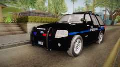 Ford Ranger Police for GTA San Andreas