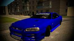 Nissan Skyline HR 34