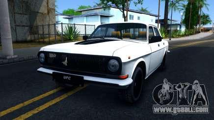Volga GAZ-24 for GTA San Andreas