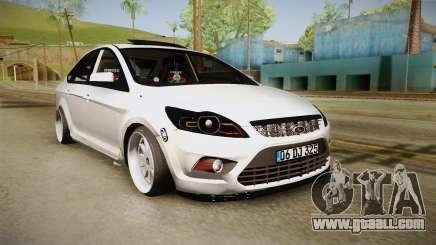 Ford Focus Sedan Air for GTA San Andreas